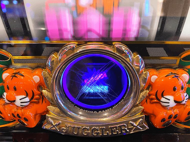 マイジャグラー3 ランプ