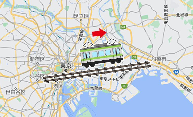 後楽園市川 番長3 渋谷 船橋